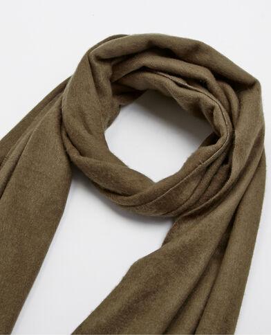 Zachte sjaal groen