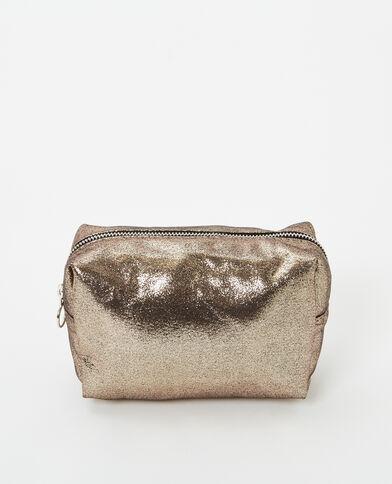 Soepel make-uptasje grijs