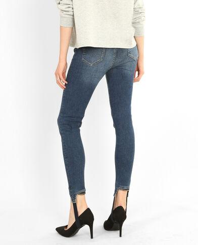 Stirrup jeansbroek blauw