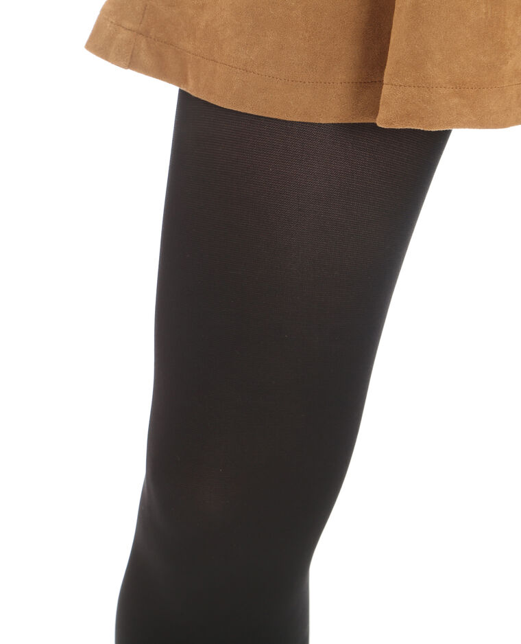 Lot de collants noir
