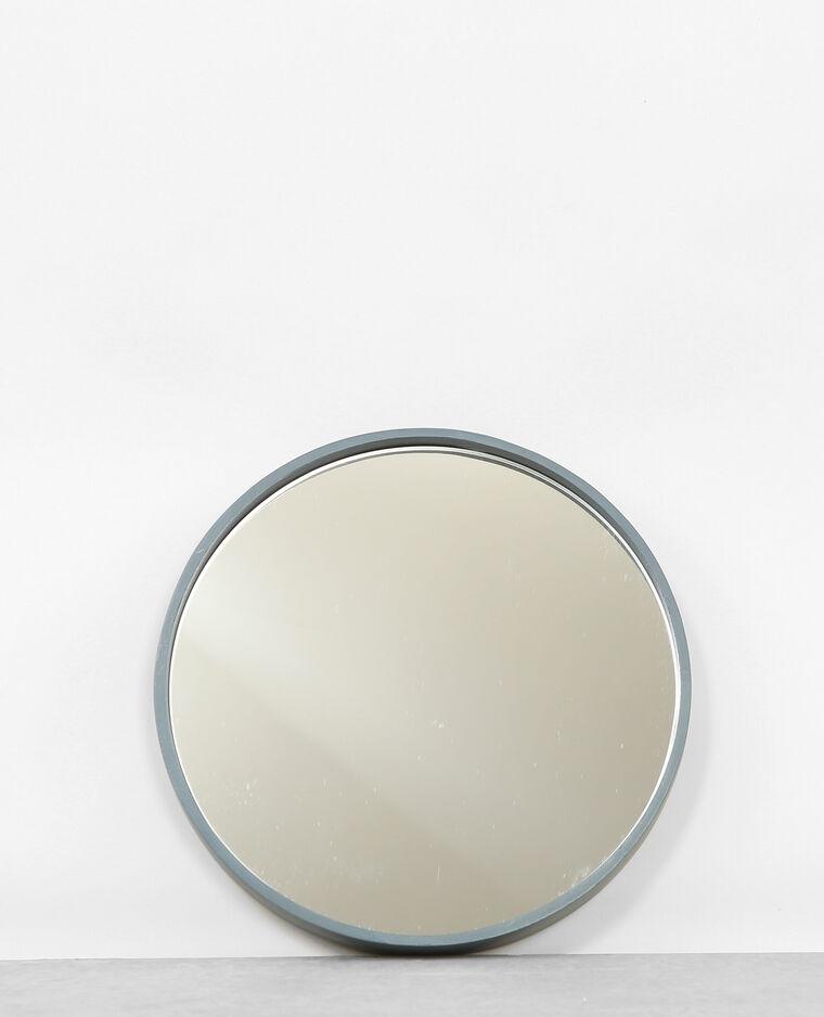 petit miroir rond bleu aqua 907163b13a06 pimkie. Black Bedroom Furniture Sets. Home Design Ideas