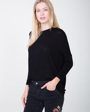 Dunne trui zwart
