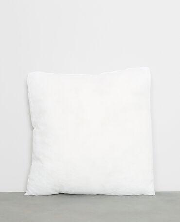 Coussin à recouvrir blanc