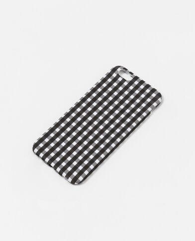 Soepel hoesje voor iPhone 6/6S zwart
