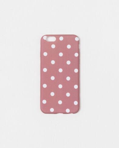 Soepel hoesje voor iPhone 6/6S roze