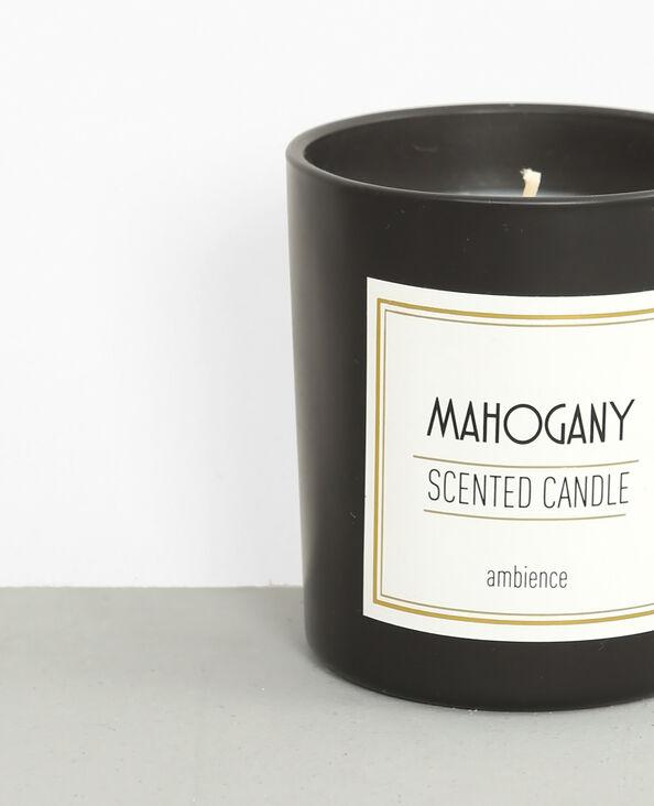 "Bougie parfumée ""Mahogany"" noir"