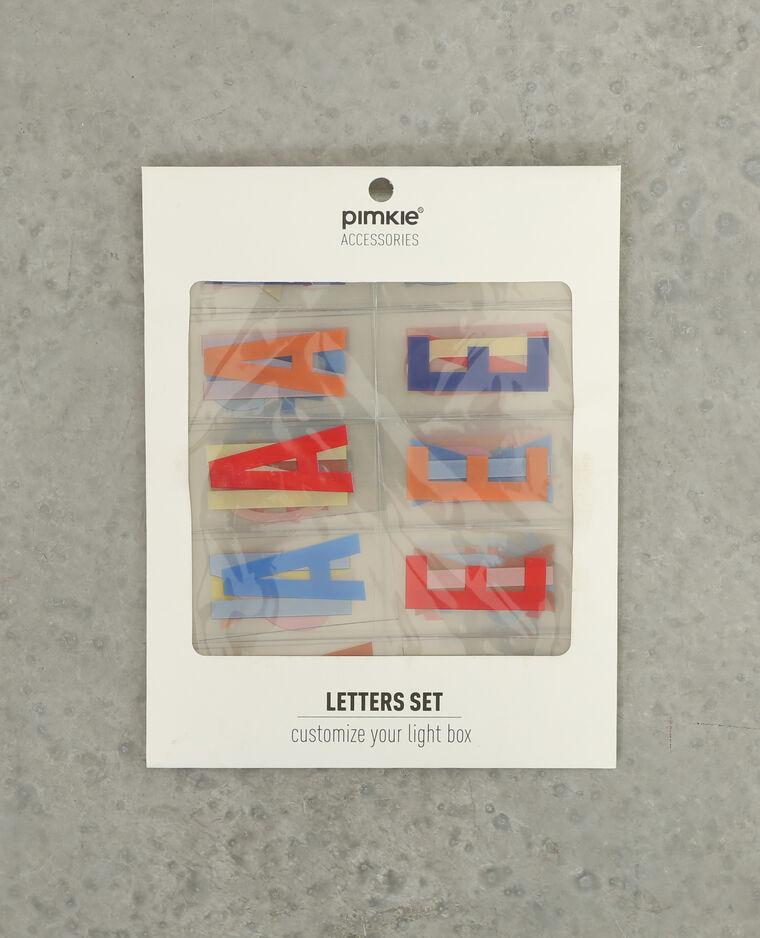 Lettres color es pour lightbox caramel 907183a00a0a pimkie - Lettre pour lightbox ...