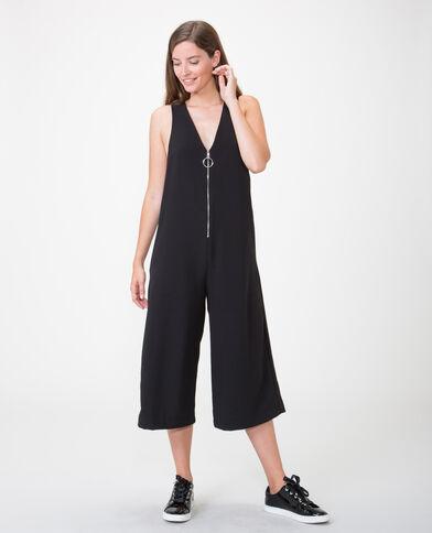 Combi-pantalon 7/8 noir