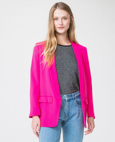 Blazervest roze