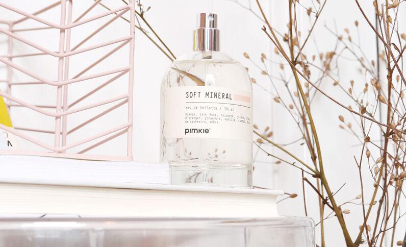 Parfum Soft Mineral roze