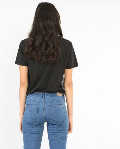AC/DC-T-shirt zwart