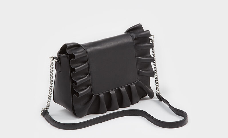 Boxy tas zwart