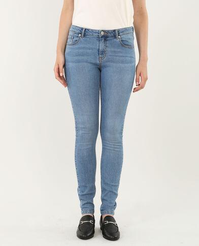 Skinny jeans donkerblauw