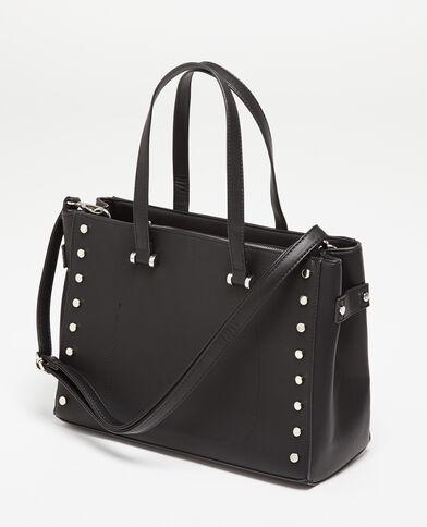 Gand sac cabas noir