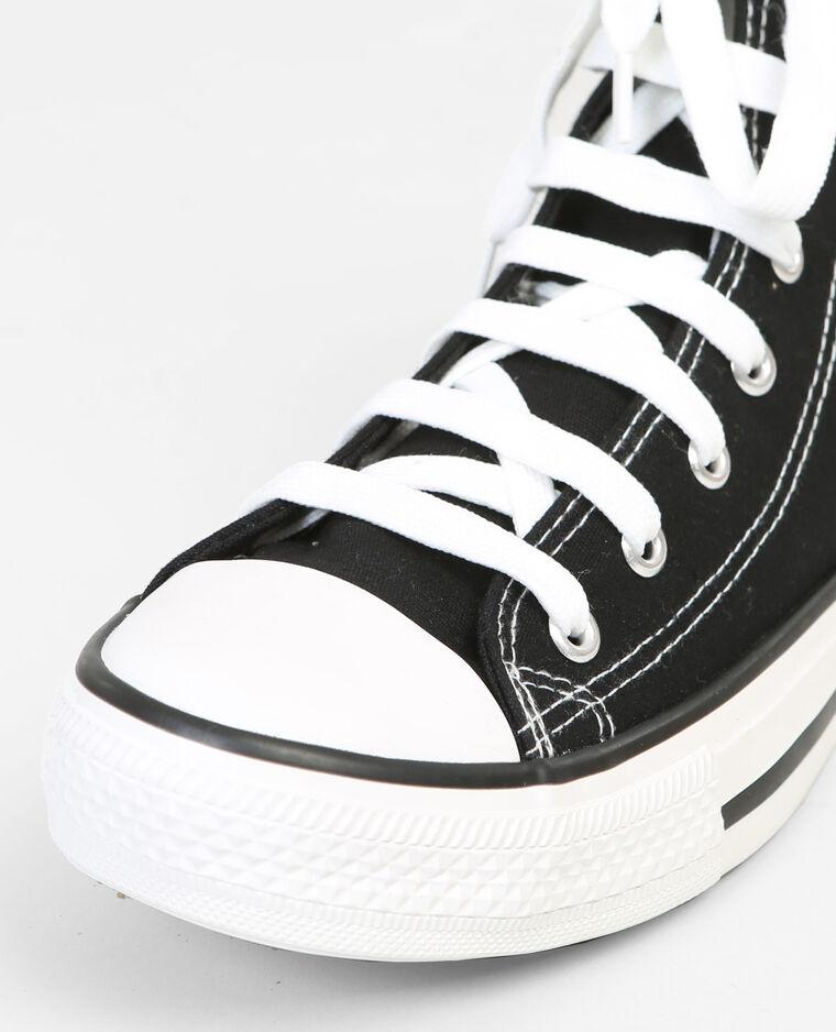 Stoffen baskets zwart