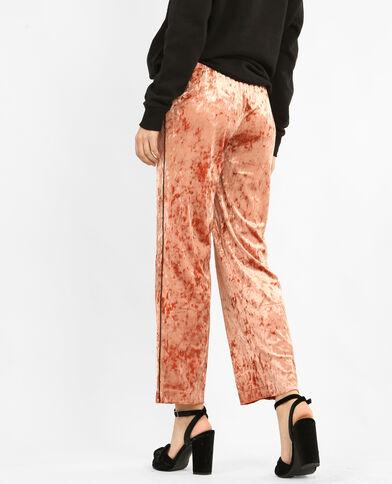 Pantalon de jogging orange