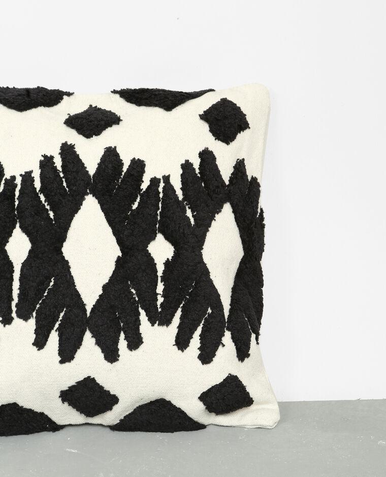 housse de coussin berb re cru 907835901i88 pimkie. Black Bedroom Furniture Sets. Home Design Ideas