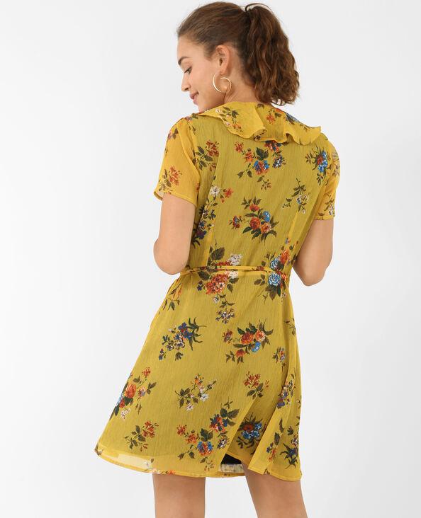 Wikkeljurk geel