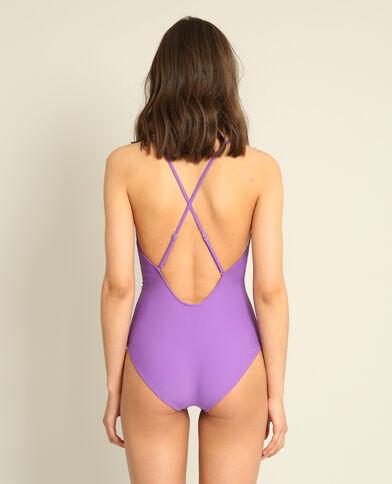 Badpak violet