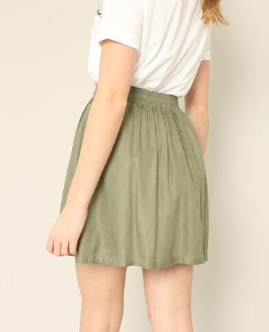 Lichte rok groen
