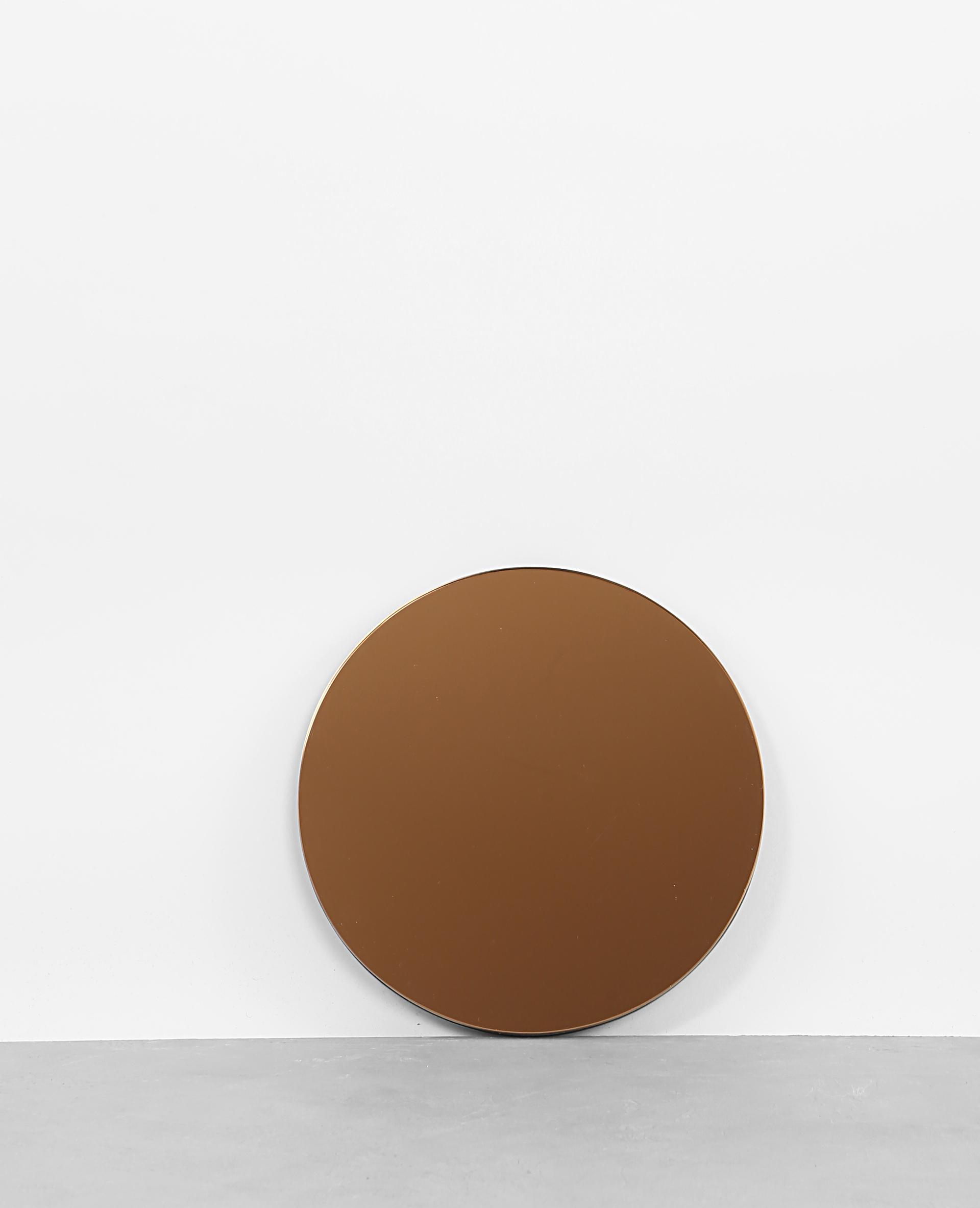miroir rond copper cuivr 902311g04a0g pimkie. Black Bedroom Furniture Sets. Home Design Ideas