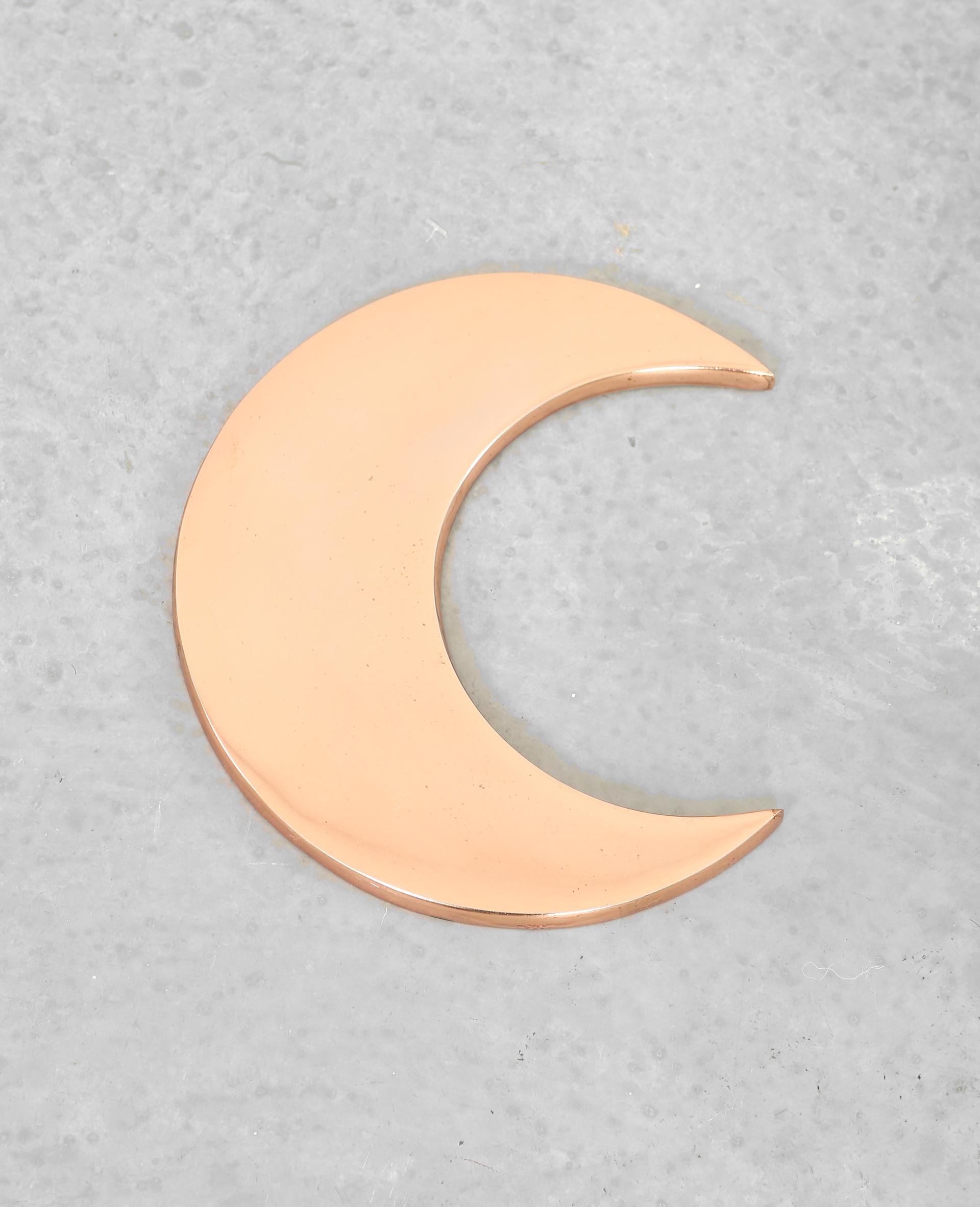 d coration murale lune cuivr 907165g07a0g pimkie. Black Bedroom Furniture Sets. Home Design Ideas