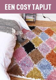 Een cosy tapijt