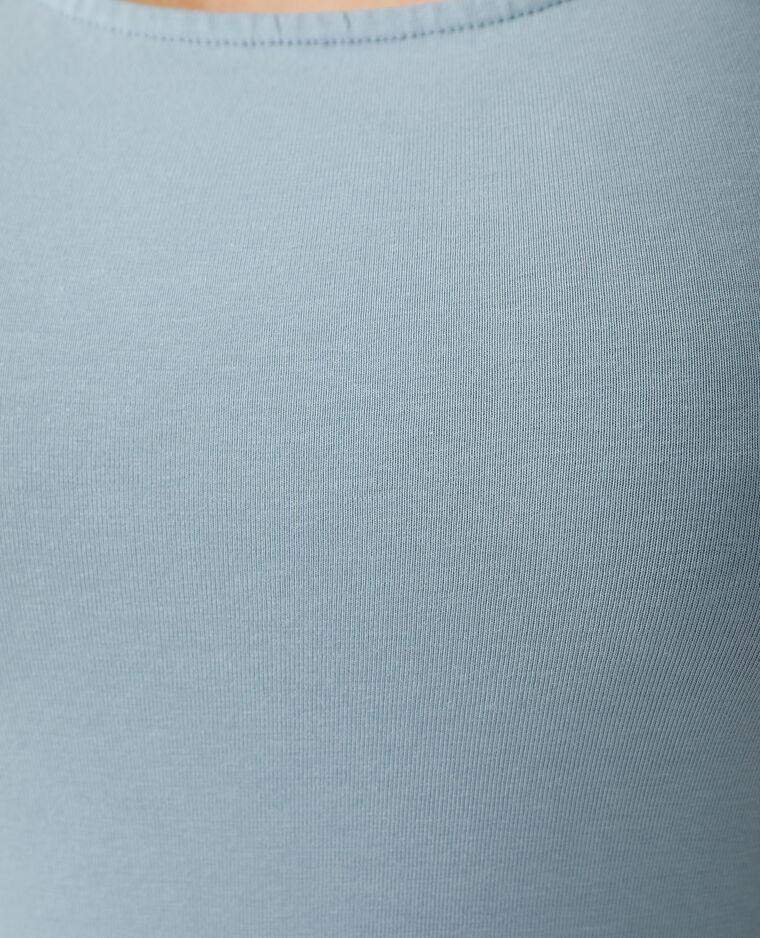 Débardeur basique bleu - Pimkie