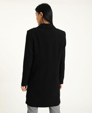 Manteau blazer noir