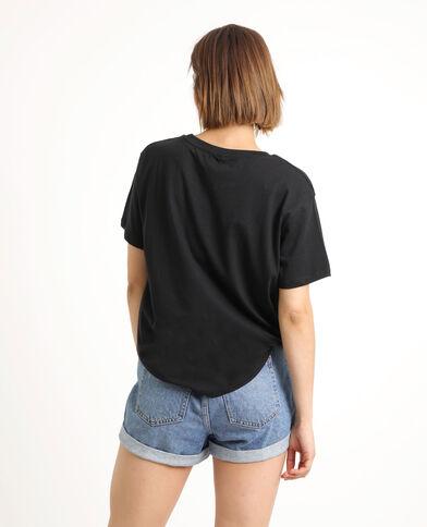 The Lion King T-shirt zwart