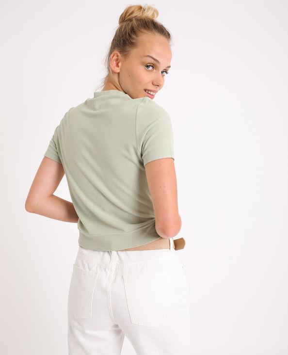 Zacht T-shirt groen
