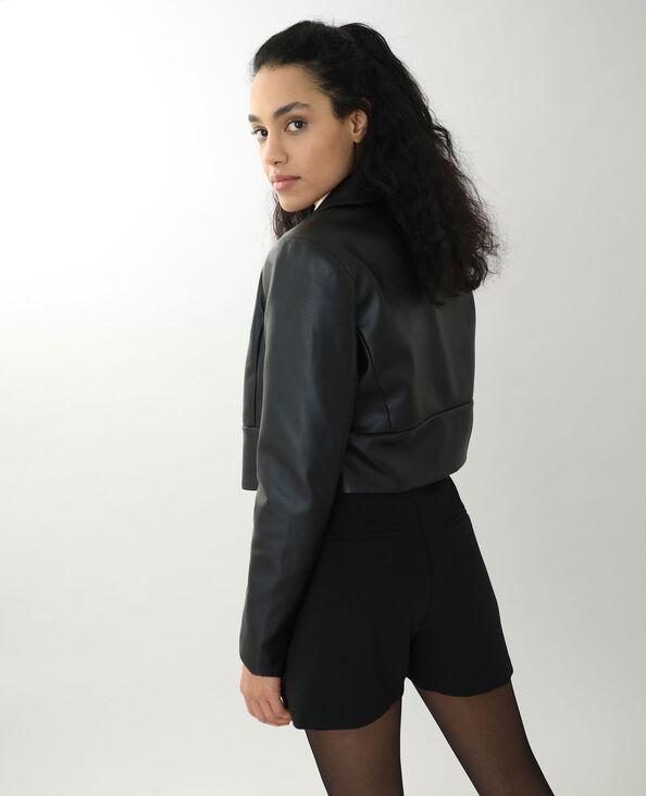 Kort jasje zwart