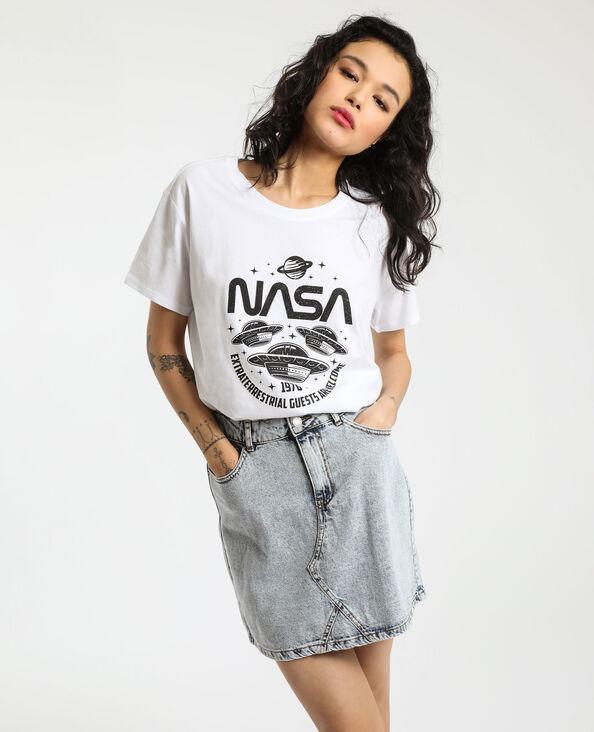 NASA T-shirt wit
