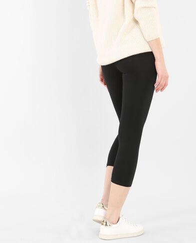 Korte legging zwart