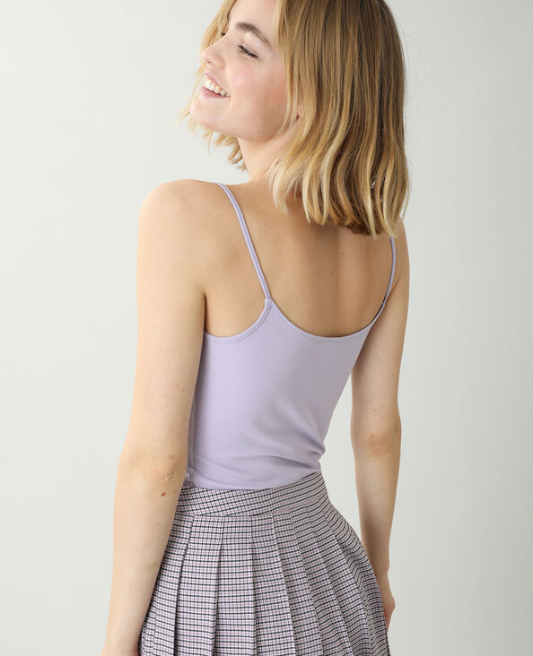 Basic singlet violet - Pimkie