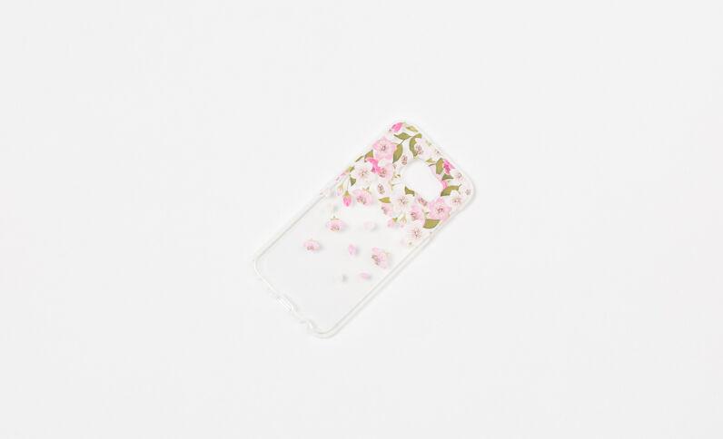 Soepel hoesje voor Samsung S6 roze