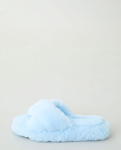 Instappers denimblauw - Pimkie