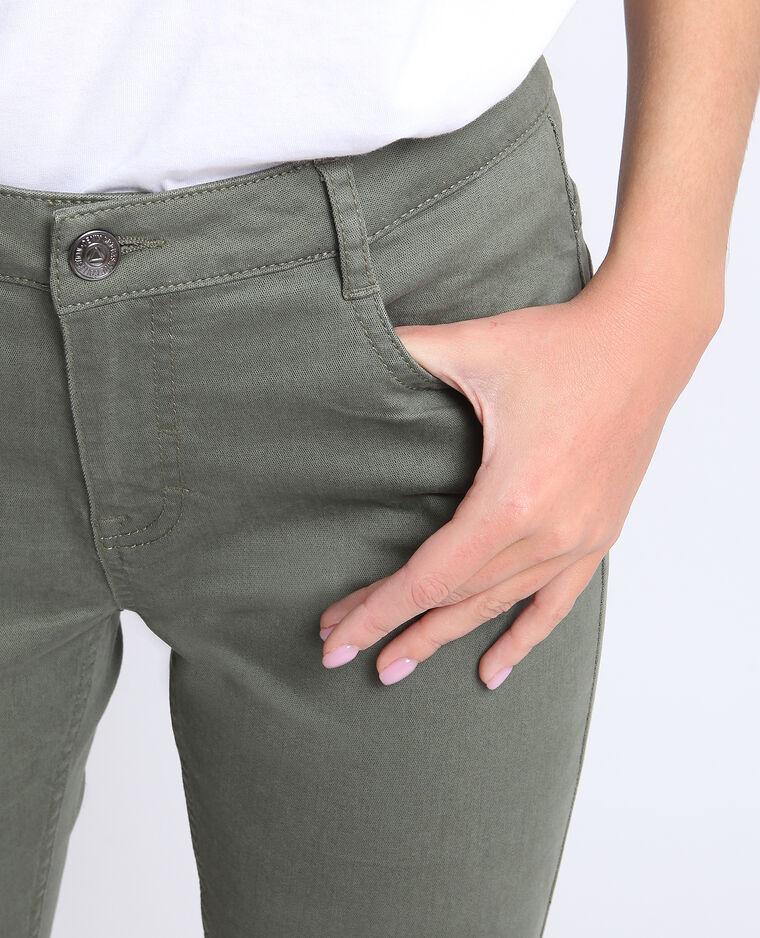 Skinny push up vert