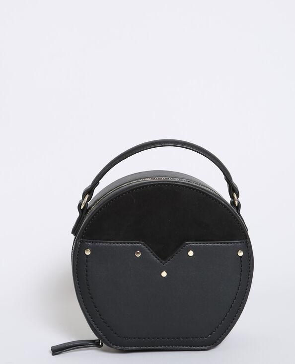 Ronde tas zwart