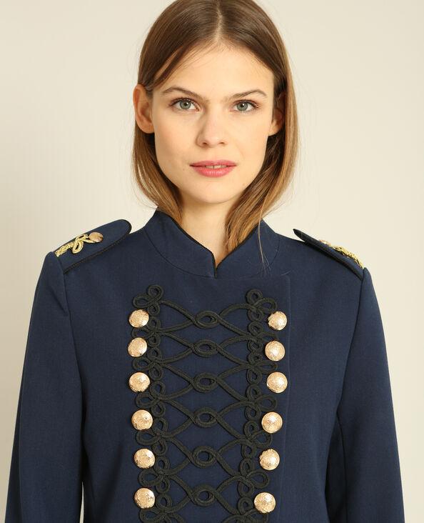 Officiersjasje marineblauw
