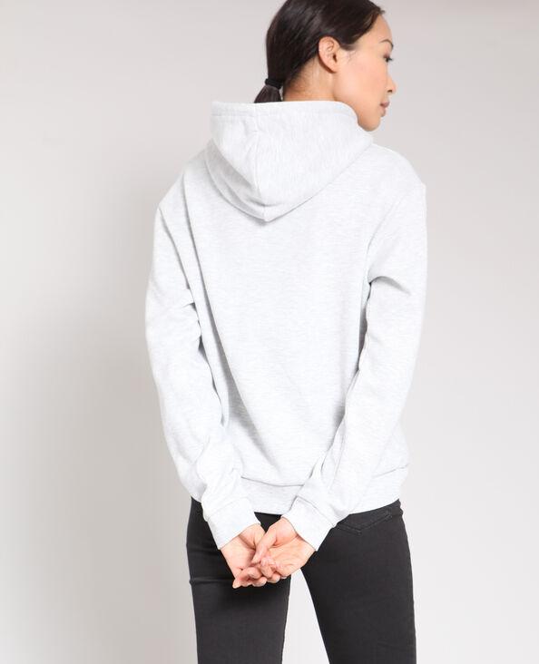 HOPE-sweater gemêleerd grijs