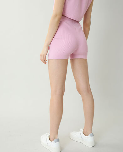 Short tricot rose