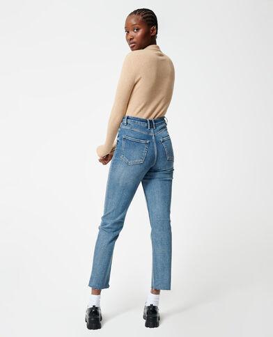 Jean straight bleu denim - Pimkie