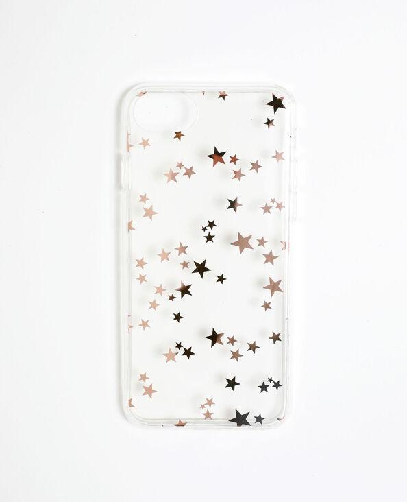 Hoesje voor iPhone 6/6S/7/8. koperrood