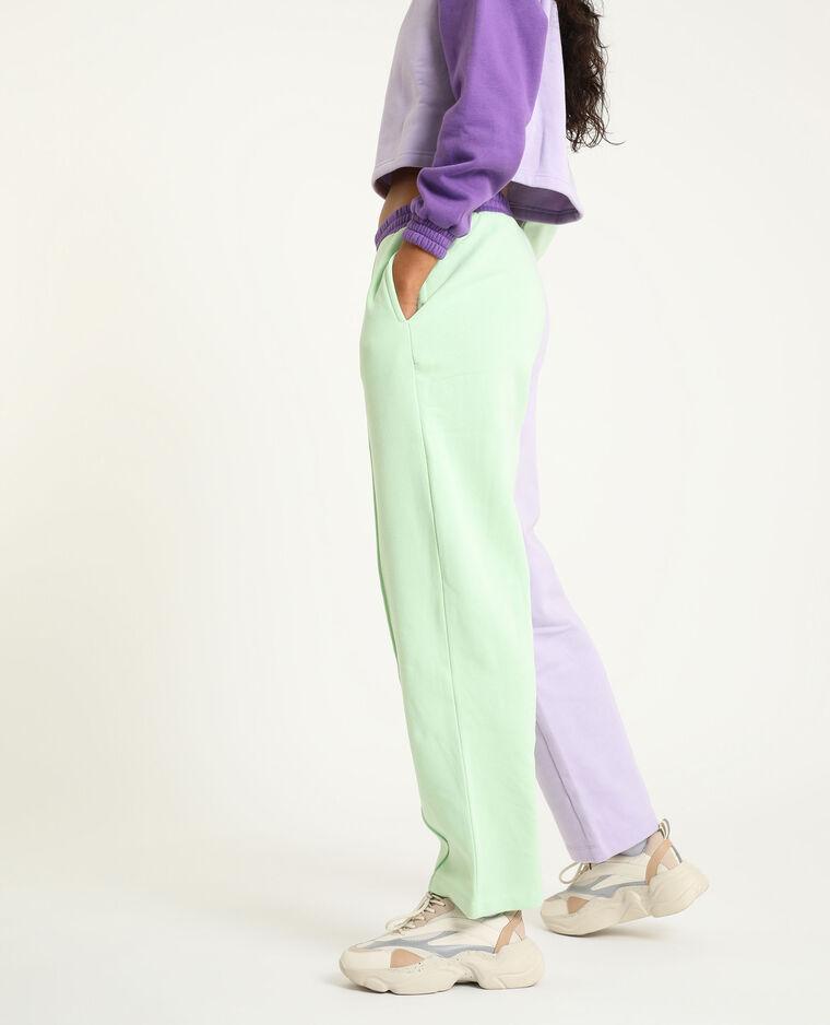 Pantalon de jogging violet
