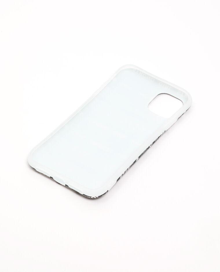 Hoesje voor iPhone XR/11 zwart