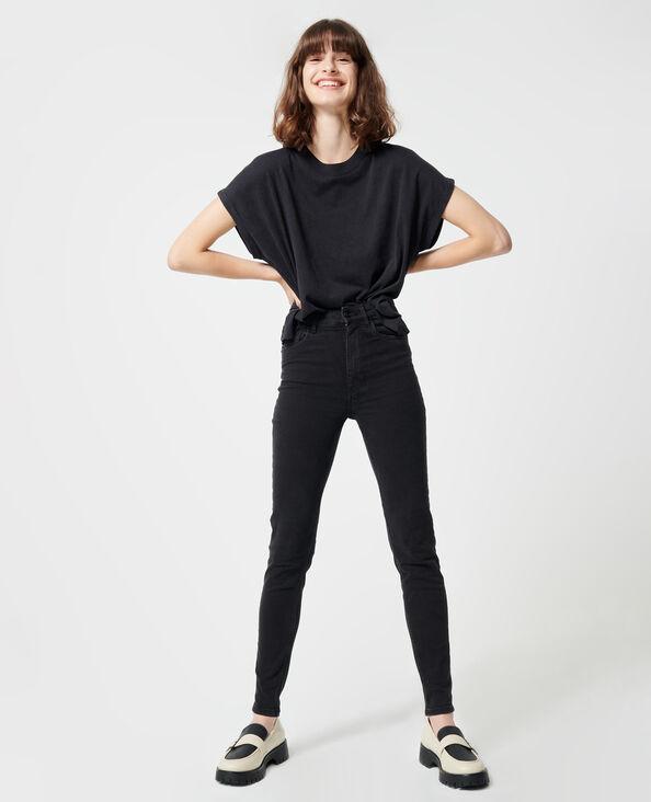 Skinny jeans zwart - Pimkie