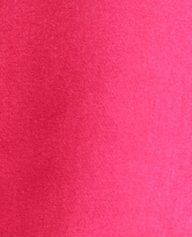 Veste de blazer Stéphanie Durant x Pimkie rose fushia