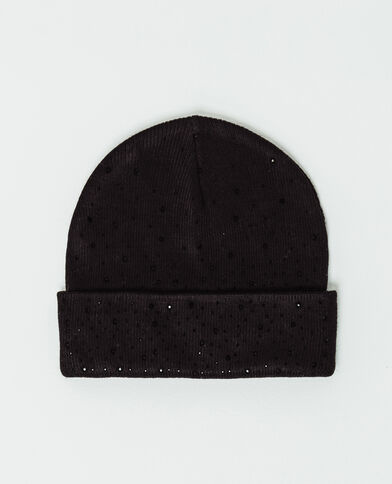 Strasmuts zwart