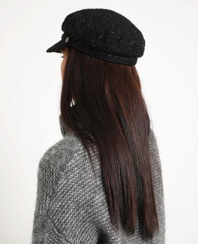 Zeemanspet zwart